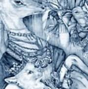 48563 Adrienne Segur Art Print