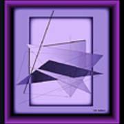 Abstract 549 Art Print