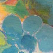 Abstract Close Up 10 Art Print