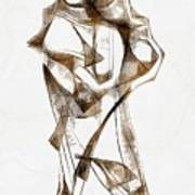Abstraction 2924 Art Print