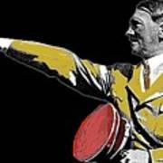 Adolf Hitler Saluting  Circa 1933-2012  Art Print
