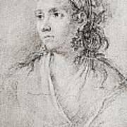 Agustina Raimunda Mar Art Print