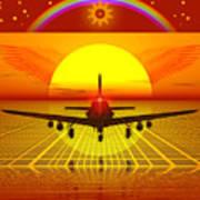 Aircraft Art Print