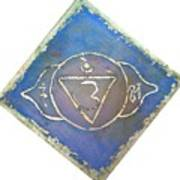 Ajna - Third Eye Chakra  Art Print