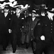 Alphonse Capone (1899-1947) Art Print