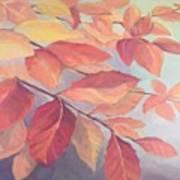 Among The Leaves Art Print