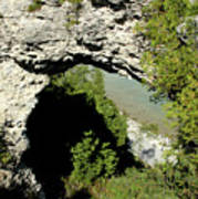 Arch Rock Mackinac Island Art Print