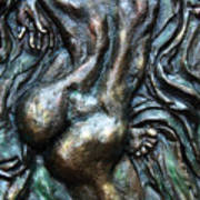 Asana Nude Art Print