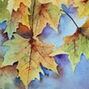 Autumn Splendor Art Print by Bobbi Price