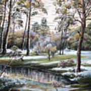 Autumnal Time.  Art Print