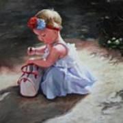Baby Sunshine Art Print
