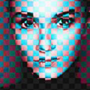 Good Pixels Art Print