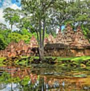 Banteay Srei Temple - Cambodia Art Print
