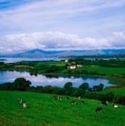 Bantry Bay, Co Cork, Ireland Art Print by The Irish Image Collection