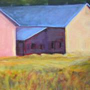 Barn Across The Road Art Print