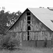 Barn In Kentucky No 70 Art Print