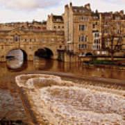 Bath England United Kingdom Uk Art Print