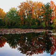 Beautiful Fall ... Art Print