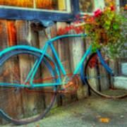 Bicycle Art 1 Art Print