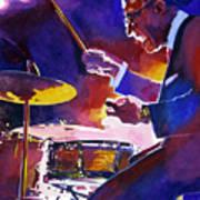 Big Band Ray Art Print