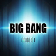 Big Bang Art Print