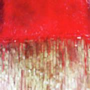 Blood And Bone  Art Print