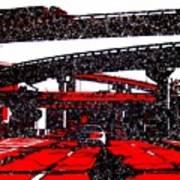 Bloody95 Art Print