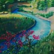 Bone Creek Art Print
