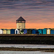 Brightlingsea Essex  Art Print