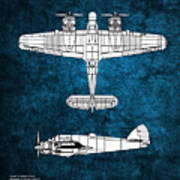 Bristol Beaufighter Art Print