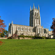 Bryn Athyn Cathedral Pennsylvania Art Print