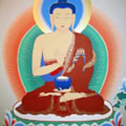 Buddha Kashyapa Art Print