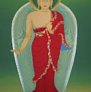 Buddha Shakyamuni Art Print