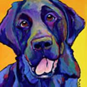 Buddy Art Print