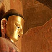 Burmese Buddha Art Print