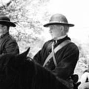C S A  Co. H 4th Virginia Cavalry Black Horse Troop 150th Anniversary Of The Civil War Warrenton Va. Art Print