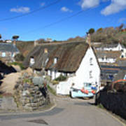 Cadgwith Art Print