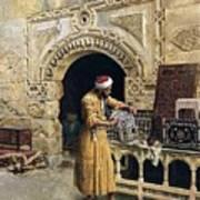 Cairo Art Print