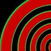 Candid Color 1 Art Print
