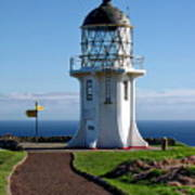 Cape Reinga Lighthouse Art Print