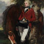 Captain George K. H. Coussmaker Art Print