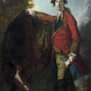 Captain Robert Orme Art Print