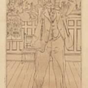Carl Larsson Art Print
