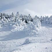 Carter Dome - White Mountains New Hampshire Usa Art Print