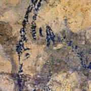 Cave Art: Ibex Art Print