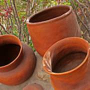 Ceramic Pots Art Print