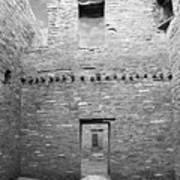 Chaco Canyon Doorways 4 Art Print