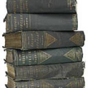 Charles Darwins The Origin Of Species Art Print
