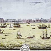Charleston, S.c., 1739 Art Print