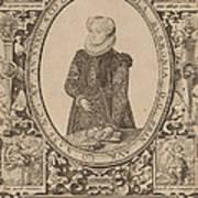 Charlotte Of Bourbon Art Print